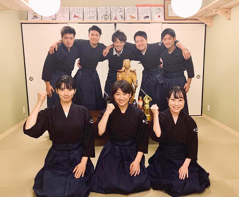剣道居酒屋 第二道場 京橋