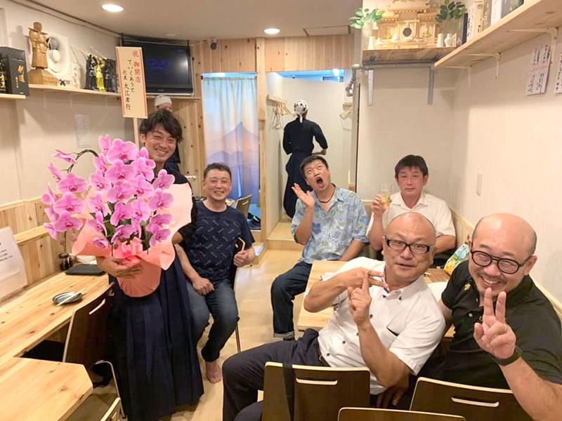 プレオープン剣道居酒屋京橋
