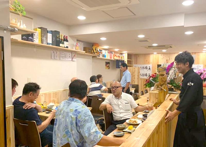剣道居酒屋プレオープン
